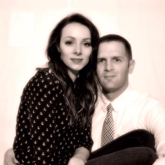 Dustin and I, 12/2012