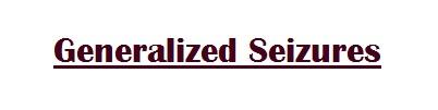 Gen Seizures